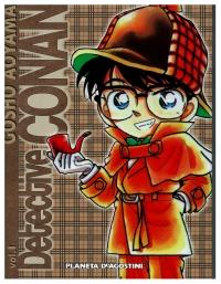 Portada de Detective Conan 1