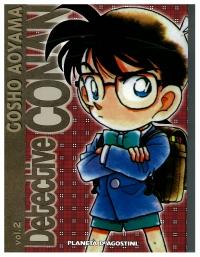 Portada de Detective Conan 2