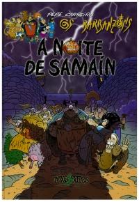 Portada de A noite de Samaín