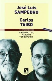 Portada de Conversaciones sobre política, mercado y convivencia