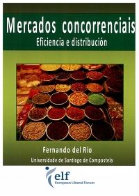 Portada de Mercados concorrenciais. Eficiencia e distribución