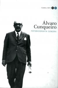 Portada de Fotobiografía sonora: Álvaro Cunqueiro