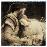 Portada de A dama e o cabaleiro. Poemas de Álvaro Cunqueiro (CD Musica)