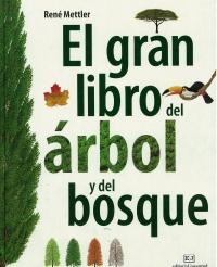 Portada de El gran libro del árbol y del bosque
