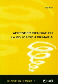 Portada de Aprender ciencias en la educación primaria