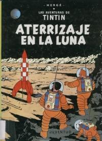 Portada de Aterrizaje en la Luna
