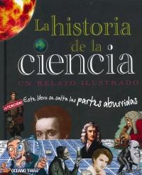 Portada de La historia de la ciencia. Un relato ilustrado