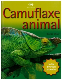 Portada de Camuflaxe animal