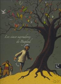 Portada de Os cinco narradores de Bagdad