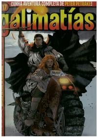 Portada de Galimatías - Nº 17 - 16 de novembro de 2009