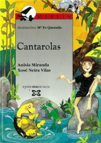 Portada de Cantarolas