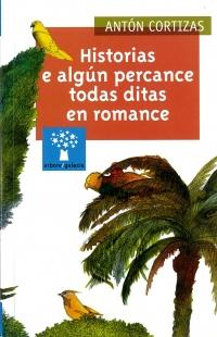 Portada de Historias e algún percance todas ditas en romance