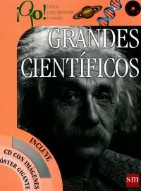 Portada de Grandes científicos
