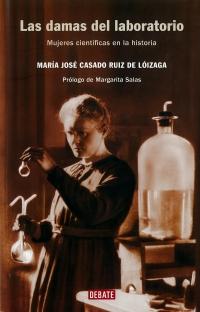 Portada de Las damas del laboratorio. Mujeres científicas en la historia