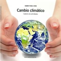 Portada de Cambio climático. Caderno de actividades