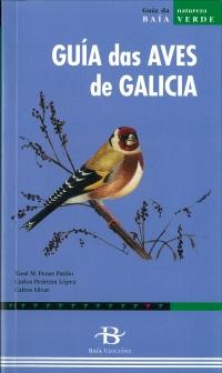 Portada de Guía das aves de Galicia