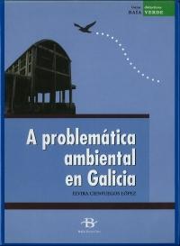 Portada de A problemática ambiental en Galicia. Unidade didáctica