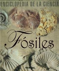 Portada de Enciclopedia de la ciencia: Fósiles