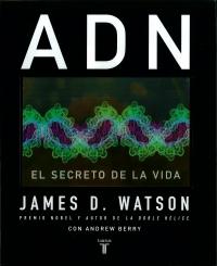 Portada de ADN. El secreto de la vida