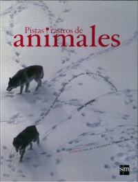 Portada de Pistas y rastros de animales