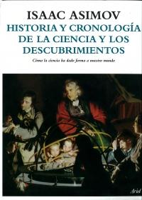 Portada de Historia y cronología de la ciencia y los descubrimientos