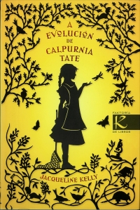 Portada de A evolución de Calpurnia Tate