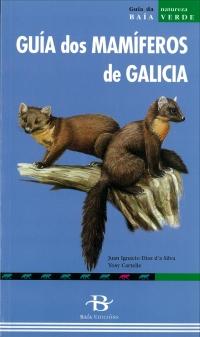 Portada de Guía dos mamíferos de Galicia
