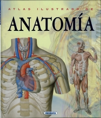 Portada de Atlas ilustrado de anatomía