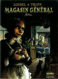Portada de Magasin général. Marie