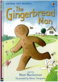 Portada de The Gingerbread Man