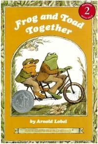 Portada de Frog and Toad Together