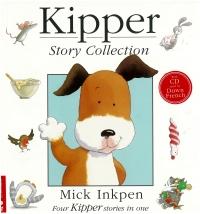 Portada de Kipper. Story Collection