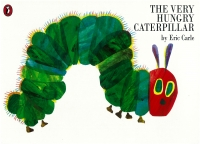 Portada de The very hungry caterpillar