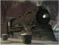 Portada de The Polar Express