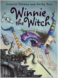 Portada de Winnie the Witch