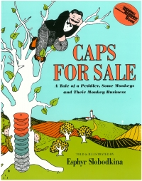 Portada de Caps for Sale