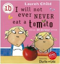 Portada de I will not ever never eat a tomato
