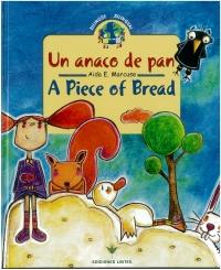 Portada de Un anaco de pan. A Piece of Bread