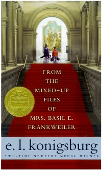 Portada de From the Mixed-Up Files of Mrs. Basil E. Frankweiler
