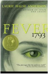 Portada de Fever 1793