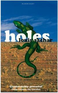 Portada de Holes