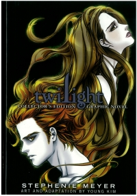 Portada de Twilight. The Graphic Novel Collector