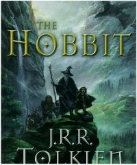 Portada de The Hobbit. An Illustrated Edition of the Fantasy Classic