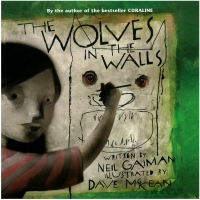 Portada de The Wolves in the Walls