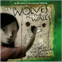 Portada de The Wolves in the Walls