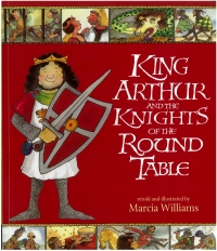 Portada de King Arthur and the Knights of the Round Table