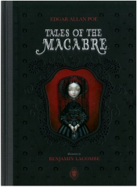 Portada de Tales of the Macabre