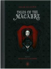 Portada de Tales of the Macabre
