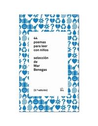 Portada de 44 poemas para leer con niños