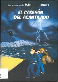 Portada de Las aventuras de M&M. El caserón del acantilado